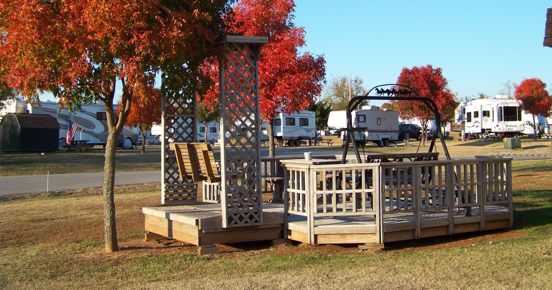 A-AAA RV Park: Adult RV Park in Oklahoma